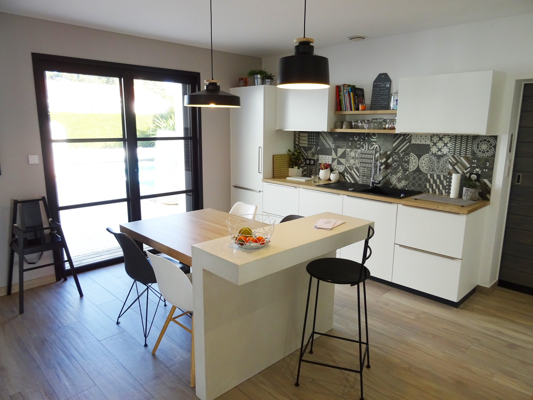 fabricant de meubles de cuisine sur mesure 49. Black Bedroom Furniture Sets. Home Design Ideas