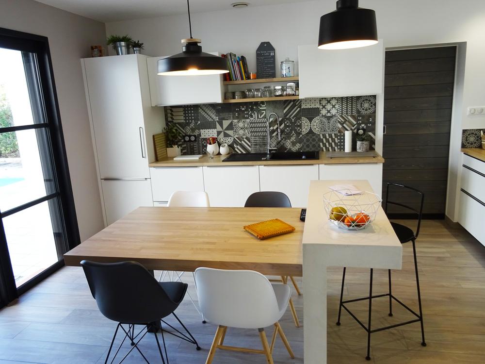 Cuisines viaud cuisines meubles saint gilles croix for Ilot cuisine sur mesure