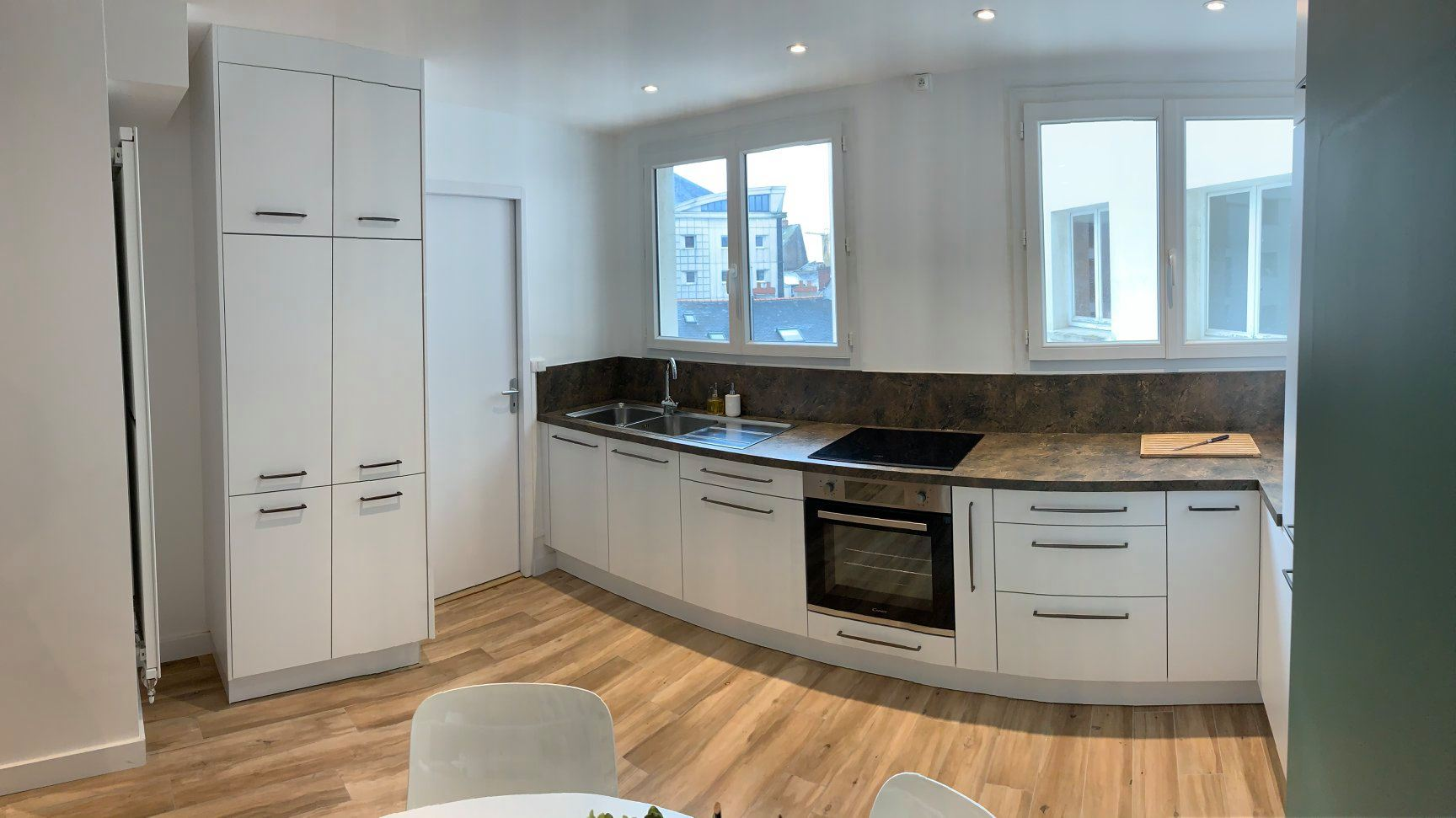 Cuisine sur mesure et agencement interieur design les Sables dOlonne Realisation G Viaud2